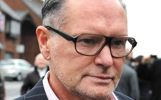 Paul Gascoigne, ex-jogador da seleção inglesa, foi acusado de assédio sexual
