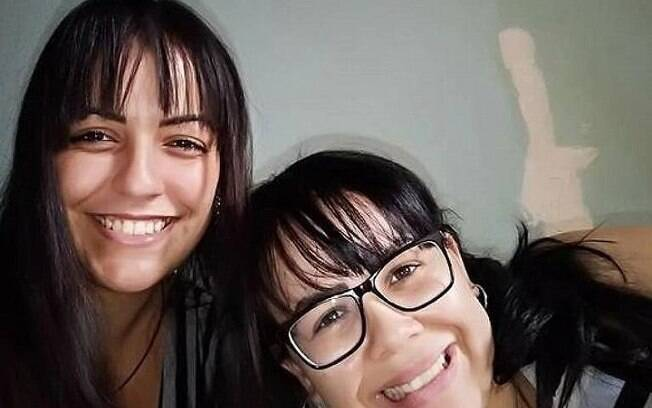Ana Flávia Gonçalves e Carina Ramos