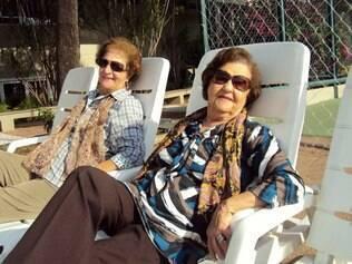 Dolores, 81, e Jacy, 93, são ativas e vivem mais felizes hoje do que quando eram jovens
