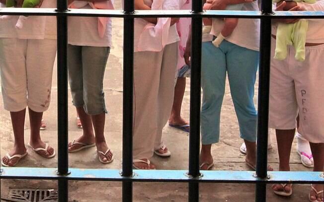 População carcerária feminina brasileira é uma das maiores do mundo
