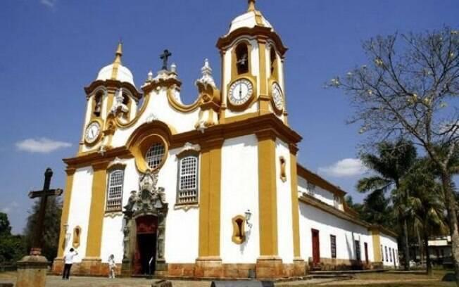 Tiradentes é uma das cidades históricas de Minas Gerais