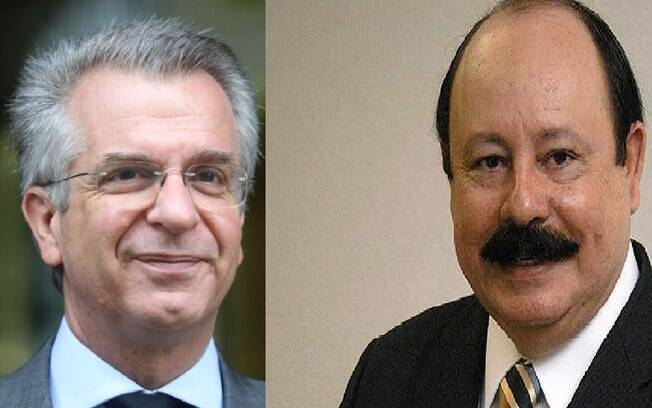 Andrea Matarazzo e Levy Fidelix