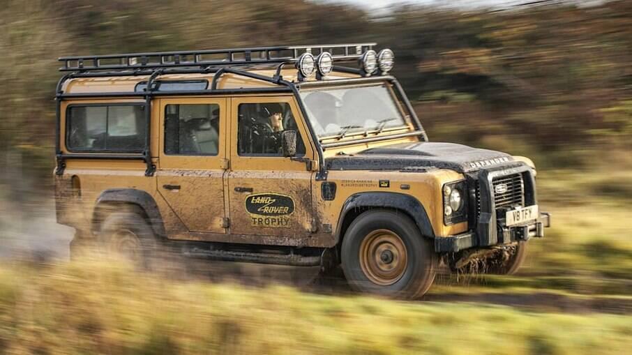 Land Rover Defender V8: 400 cv de potência, vários itens exclusivos, mas pode passar de R$ 1,5 mlhão