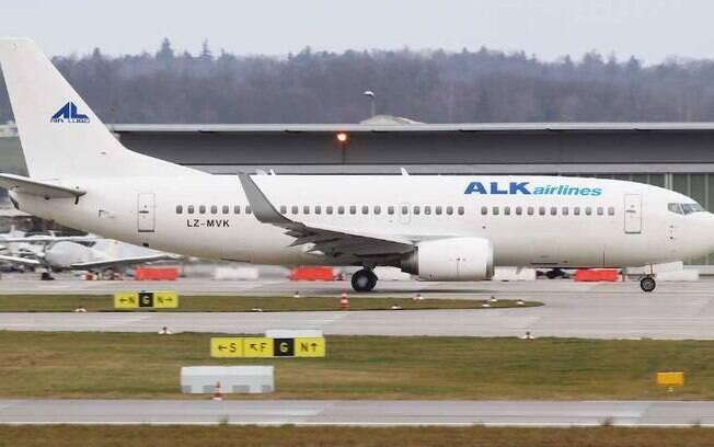 Avião envolvido no incidente é da frota da empresa ALK Airlines