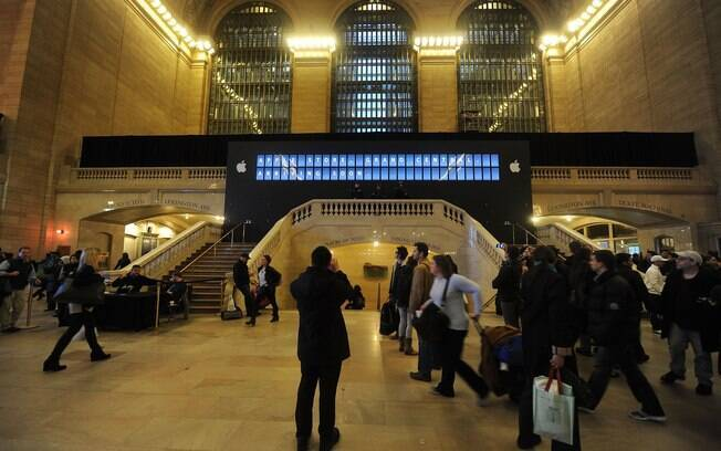 Apple Store Grand Central, em Nova York