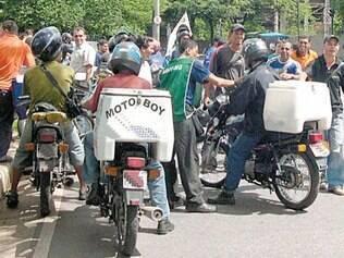 Motoboys vão receber o adicional de periculosidade