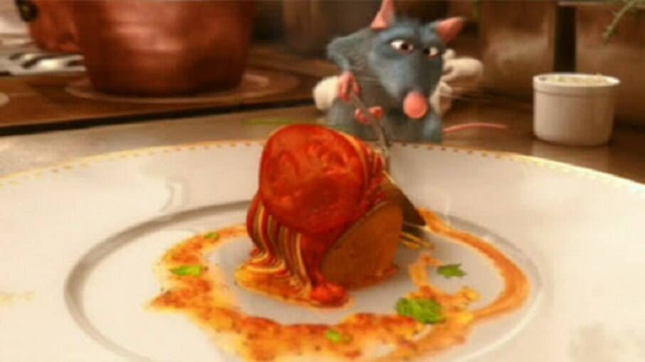 O filme da Disney fez muito sucesso com o prato