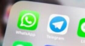 Telegram chama WhatsApp de lixo e aplicativo responde