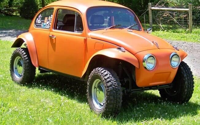 VW Fusca Baja pode ser encontrado dos mais variados jeitos, tanto no Brasil quanto no mundo
