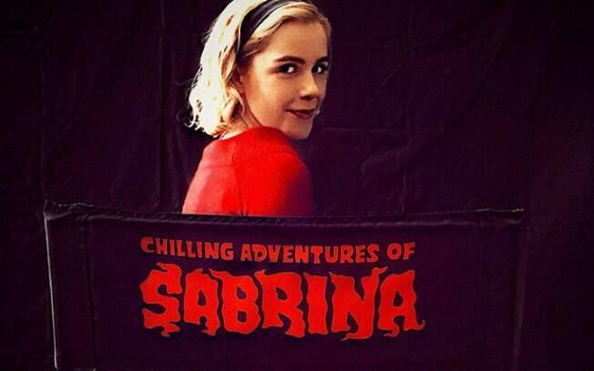 O Mundo Sombrio de Sabrina é a grande aposta da Netflix para outubro