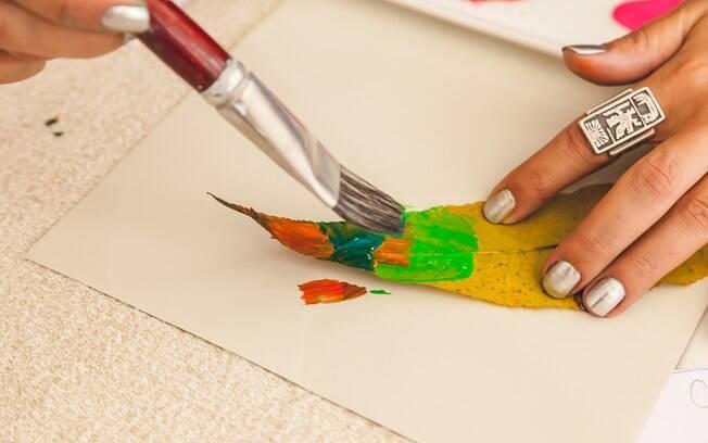Extremamente 12 técnicas de pintura para crianças - Filhos - iG VC81