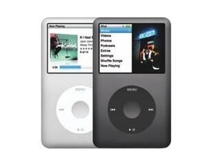 Na foto, um iPod Classic, aparelho discretamente descontinuado pela Apple