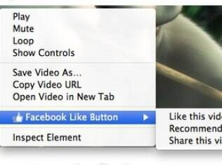 Facebook cria extensão para permitir que usuários curtam conteúdo sem acessar a rede social