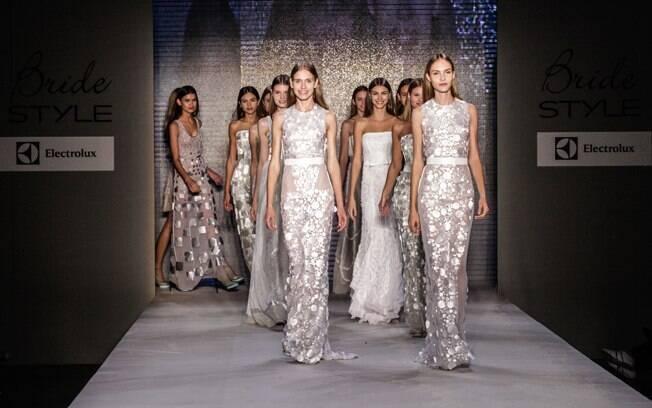 Vestidos de Gloria Coelho, da coleção