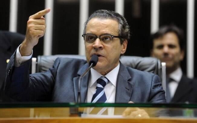 Henrique Eduardo Alves, ex-presidente da Câmara dos Deputados