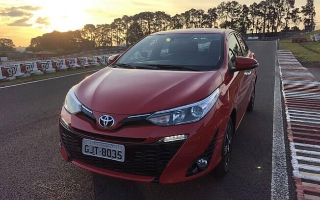 Toyota Yaris: novo compacto mostra qualidades para enfrentar os principais rivais, VW Virtus e Fiat Cronos