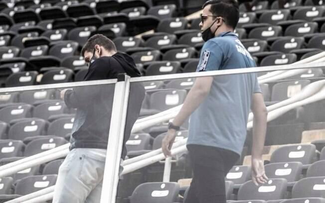 Gestores do Santos são alvos de pedido de suspensão interna após serem punidos pelo STJD