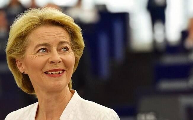 A alemã Ursula Von der Leyen será a nova presidente da Comissão Europeia.