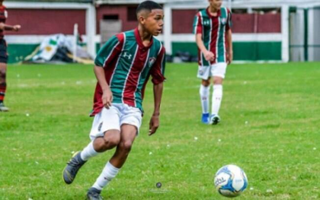 Lateral do Fluminense