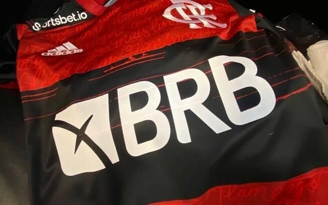 Flamengo e BRB fecharam parceria recentemente