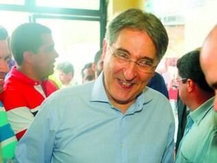 Fernando Pimentel já iniciou as caravanas pelo interior de Minas