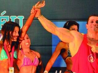 Carreira. Fernando Sardinha acompanha a filha, Lara, que participa de competições desde os 11 anos