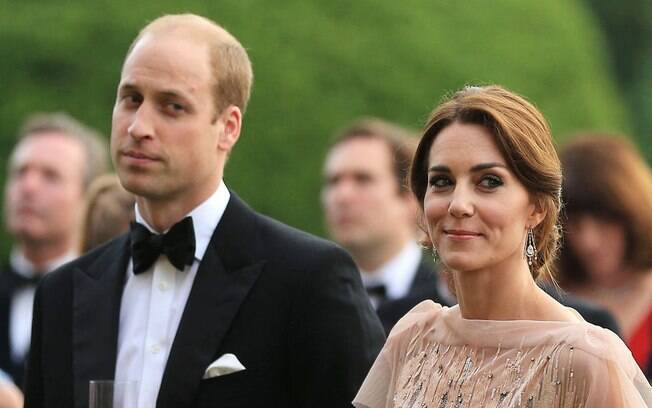 Príncipe William e Kate Middleton já deram um tempo
