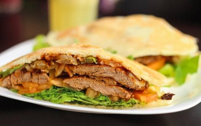 O beirute é um prato brasileiro com jeitinho árabe