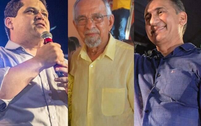 Imbróglio entre Davi (DEM), Capi (PSB) e Waldir Góes (PDT) gerava indefinição no 2º turno das eleições no Amapá