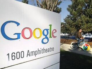 Sede do Google em Mountain Ville, Estados Unidos