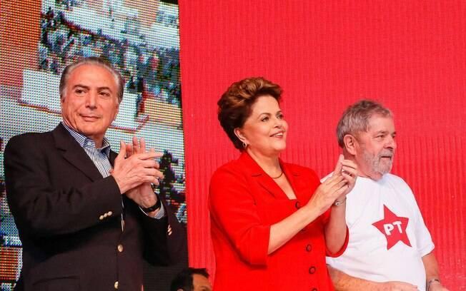 PSDB e Coligação Muda Brasil acusam chapa Dilma-Temer de cometer abuso de poder político e econômico em 2014