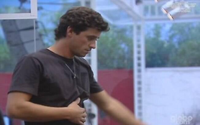 Fael comenta suspeitas sobre uma Prova do Líder nesta segunda (19)com João Carvalho