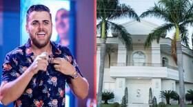 Zé Neto se muda para mansão de R$ 12 milhões