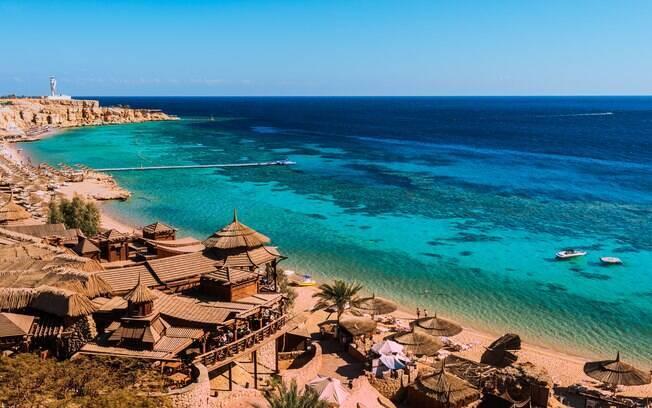 Sharm el Sheikh é um ponto turístico imperdível do Egito, mas que poucos conhecem