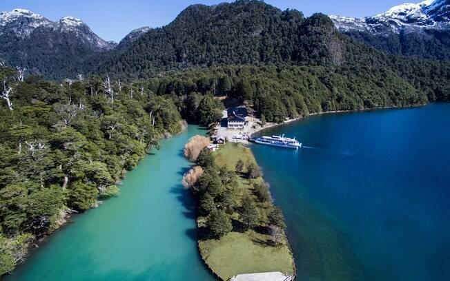 Bariloche tem muitas belezas naturais e é ótimo para o turismo, principalmente se você já conhece Buenos Aires
