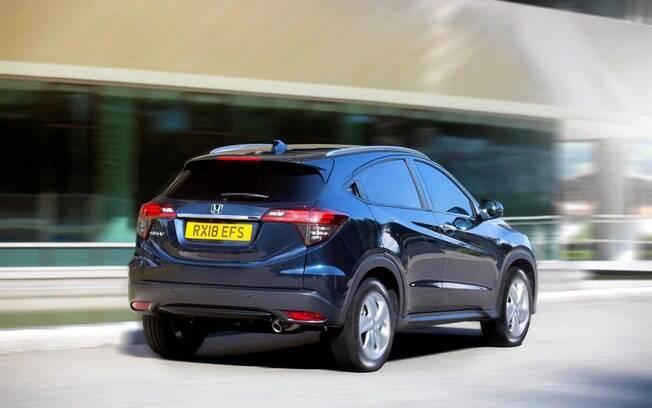 Novo Honda HR-V renovado deverá ser um dos destaques da marca no Salão do Automóvel entre 8 e 18 de novembro