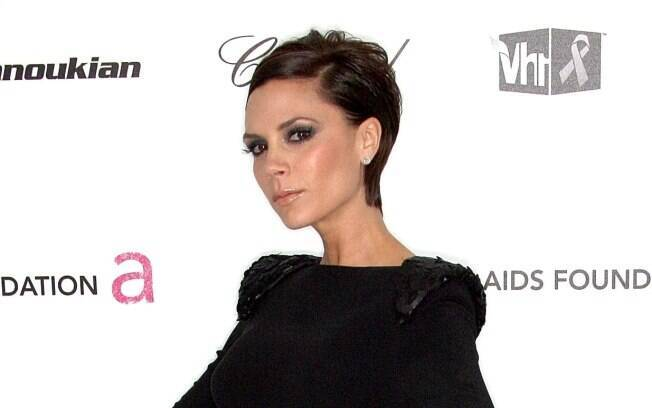 O curto de Victoria Beckham representa sensualidade e sofisticação