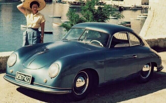 Porsche 356 pode ser considerado um esportivo derivado do projeto original do VW Fusca alemão
