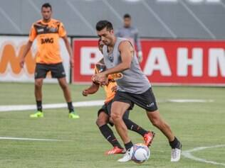 Com lesões em série na Cidade do Galo, Dátolo disputará segunda partida seguida como titular