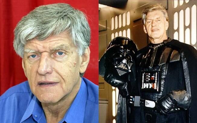 Morre David Prowse, intperprete do Darth Vader