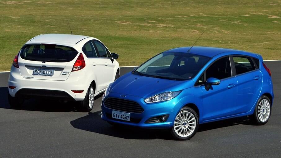 Ford Fiesta: escolha os modelos manuais e fuja do defeituoso Powershift