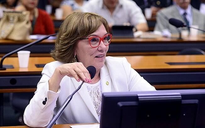 A deputada Zenaide Maia (RN) é indicado do PR para a comissão do impeachment.. Foto: Gustavo Lima / Câmara dos Deputados