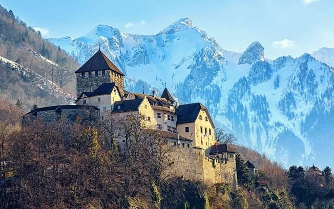 Liechtenstein também está na lista de melhores lugares para conhecer na Europa em 2019