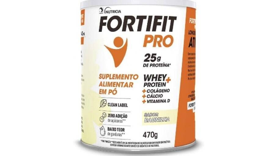 Suplemento alimentar Fortifit