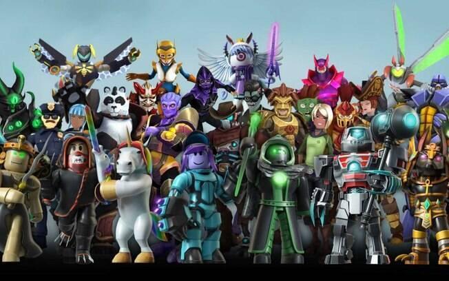 'Roblox' continua a crescer: 42,1 milhões de usuários jogam por dia