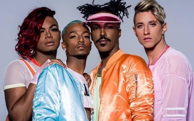 Grupo de dança gay Funtastic