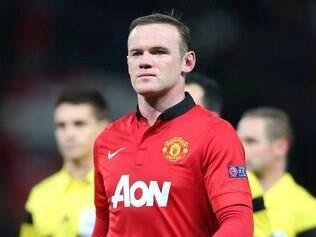 Rooney sofreu a contusão justamente no primeiro jogo das quartas de final da Liga dos Campeões, na última terça-feira