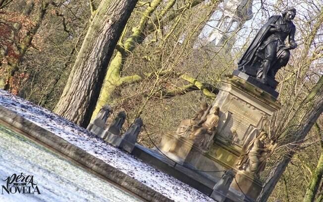 O Vondelpark é o maior e mais importante parque da Amsterdam