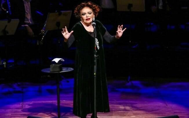 Bibi Ferreira fez sucesso em show nos Estados Unidos