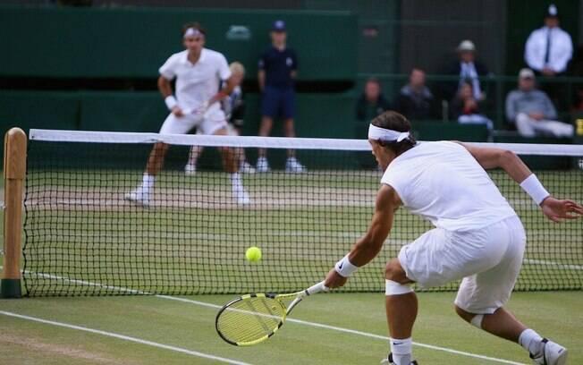 O Grand Slam mais antigo, Wimbledon foi criado em 1877
